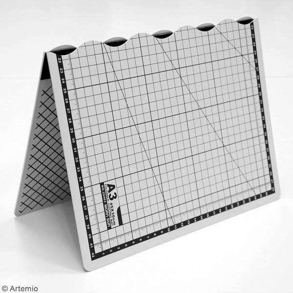 Tapis de découpe Pliable Artemio - 60 x 45 cm - Photo n°4