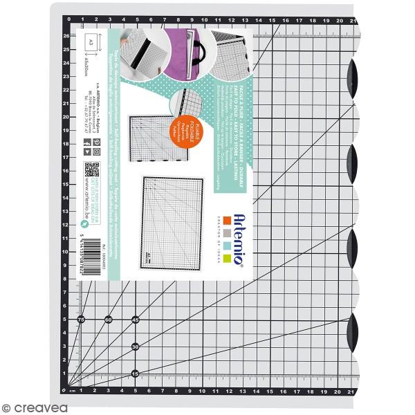 Tapis de découpe Pliable Artemio - 45 x 30 cm - Photo n°1