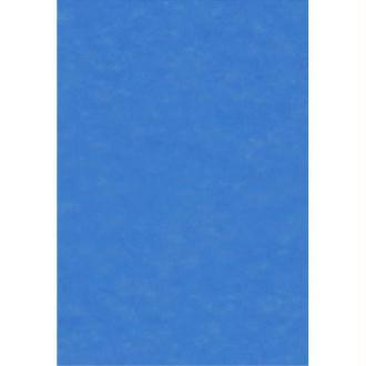 Papier de soie Bleu x 8 feuilles 50 x 75 cm