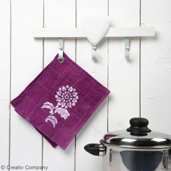 Fixateur batik spécial teintures textiles - 200 g - Photo n°2