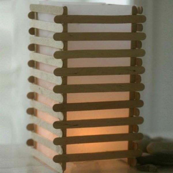 Bâtonnets de bois - 11,5 x 1 cm - 200 pcs - Photo n°5