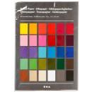 Assortiment de papier de soie - Multicolore - A4 21 x 29,7 cm - 300 feuilles