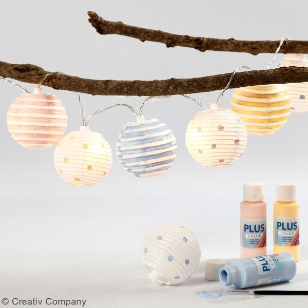 Guirlande LED transparente - 3,15 m - Photo n°2
