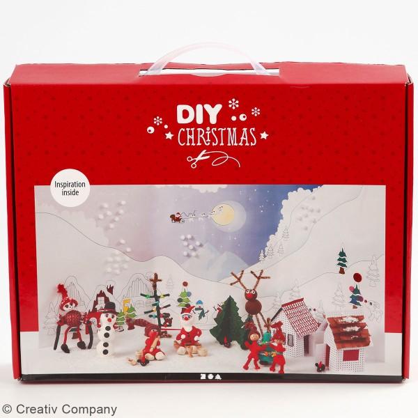 Kit DIY Christmas - Paysage de Noël - Photo n°2