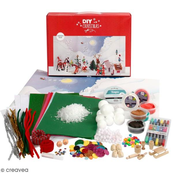 Kit DIY Christmas - Paysage de Noël - Photo n°1