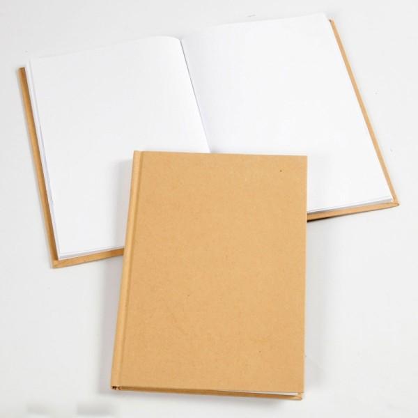 Carnet de note à décorer - A5 - 15 x 21 cm - Photo n°2