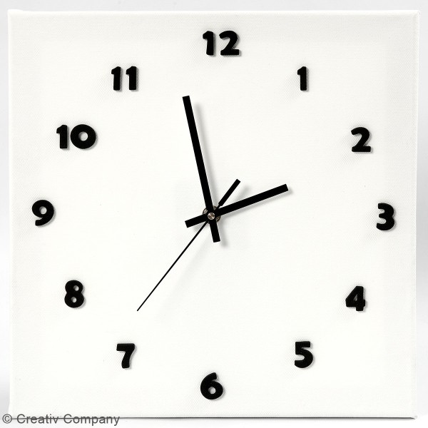 Mécanisme Horloge - 1 pce - Photo n°4