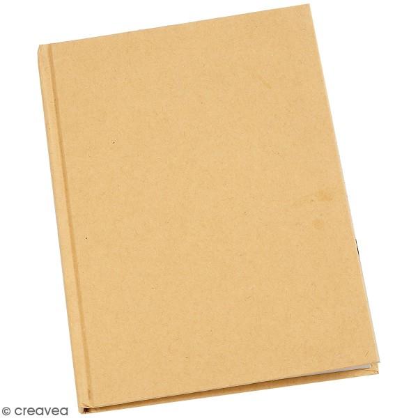 Carnet de note à décorer - A5 - Ligné - Photo n°1