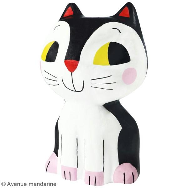Kit support à décorer Nimo Déco - Victor le chat - Photo n°2