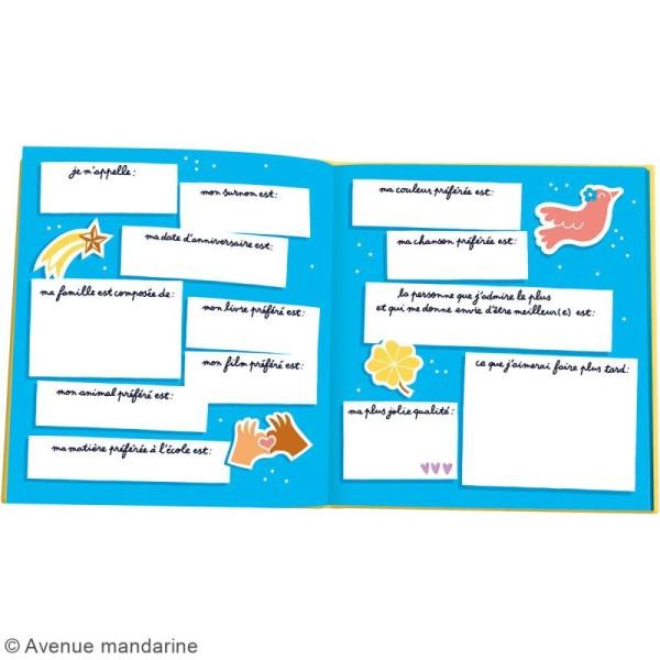 Mon carnet de l'amitié - Collection UNICEF - Photo n°2