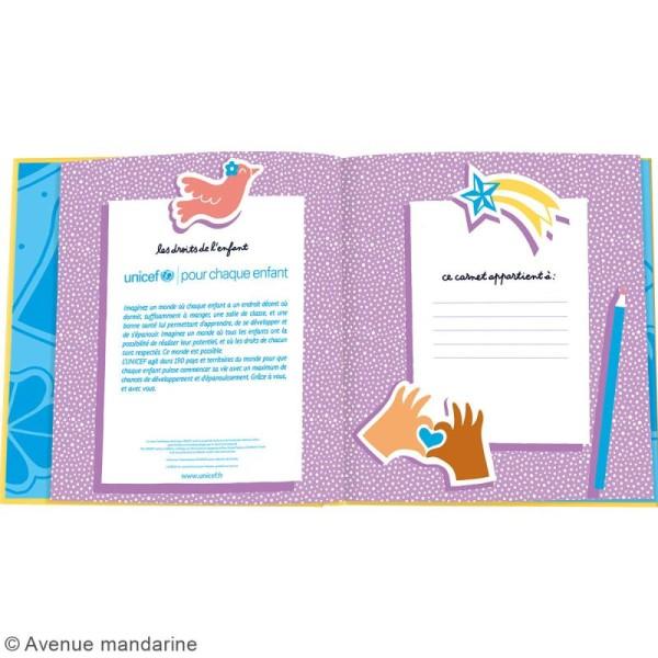 Mon carnet de l'amitié - Collection UNICEF - Photo n°3