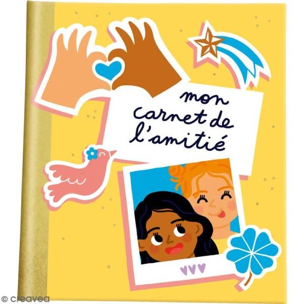 Mon carnet de l'amitié - Collection UNICEF - Photo n°1