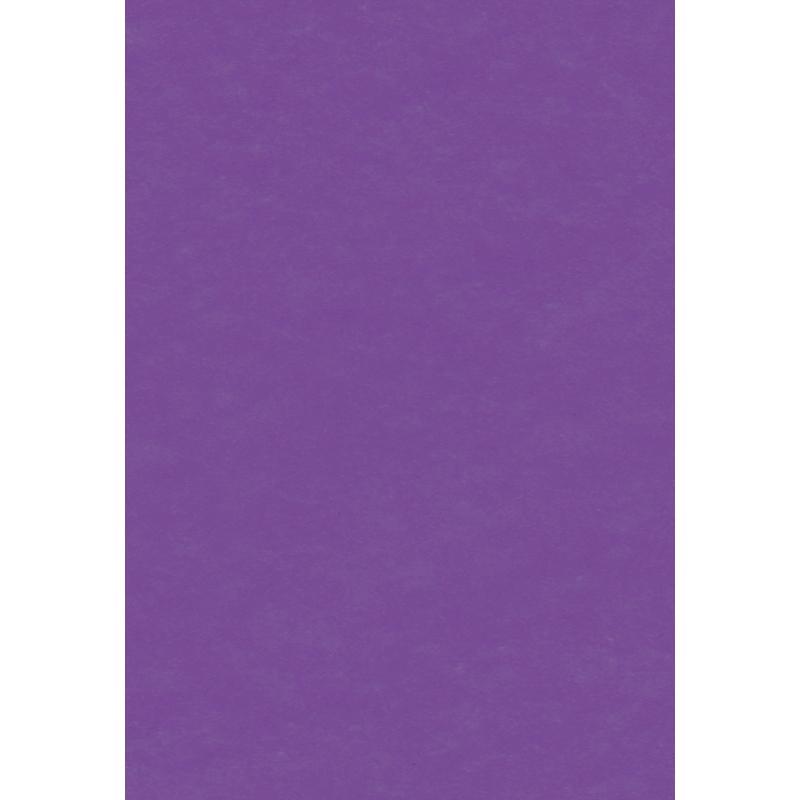 papier de soie violet x 8 feuilles 50 x 75 cm papier de soie uni creavea. Black Bedroom Furniture Sets. Home Design Ideas
