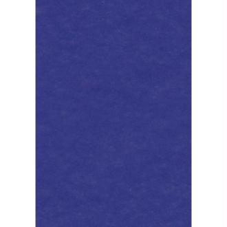 Papier de soie Bleu nuit x 8 feuilles 50 x 75 cm