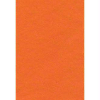 Papier de soie Orange x 8 feuilles 50 x 75 cm