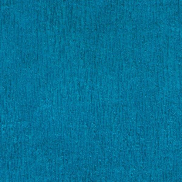 Papier crépon Bleu pétrole 2,50 m x 0,50 m - Photo n°1