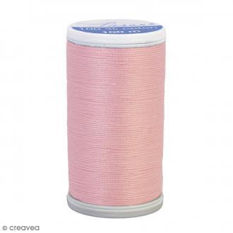 Fil à coudre Laser - Coton - N° 3420 Rose clair - 100 m