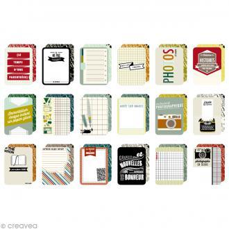 Cartes Kesi'Art 3*4 - Edito - 36 pcs 7,62 x 10,16 cm