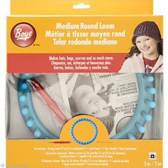 Métier à tricoter Knitting Loom - Circulaire - Moyen