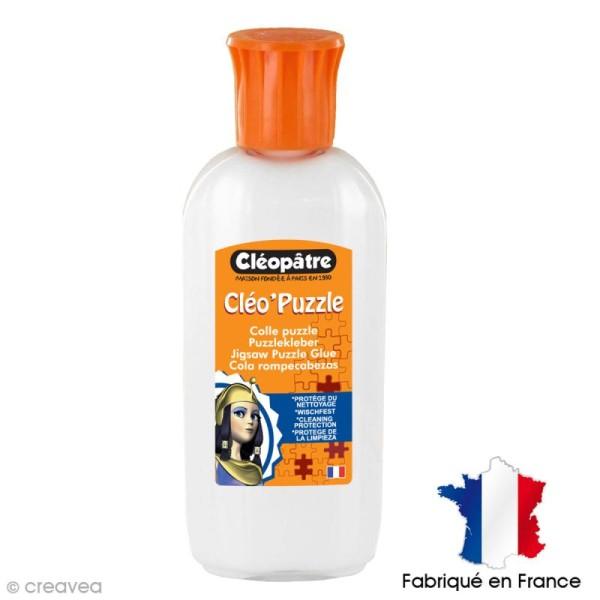 Colle vernis puzzle Cléopâtre - 100 g - Photo n°1