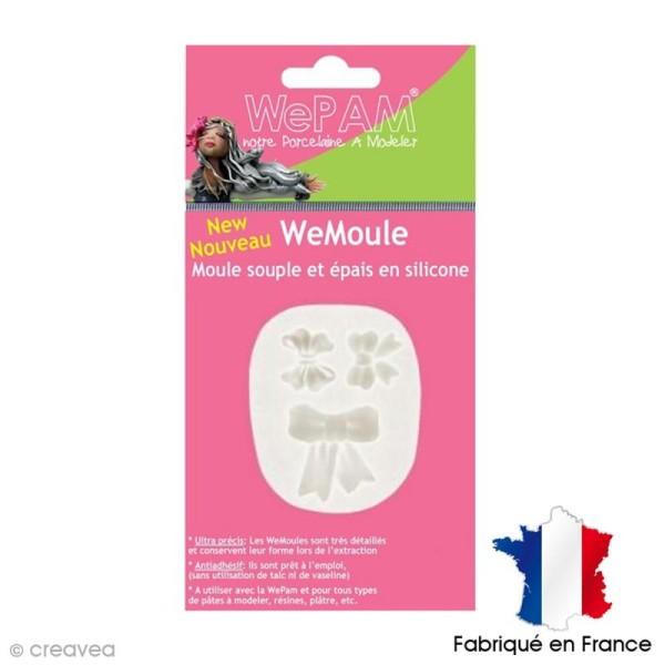 Moule silicone WePAM Multi noeuds - Photo n°1