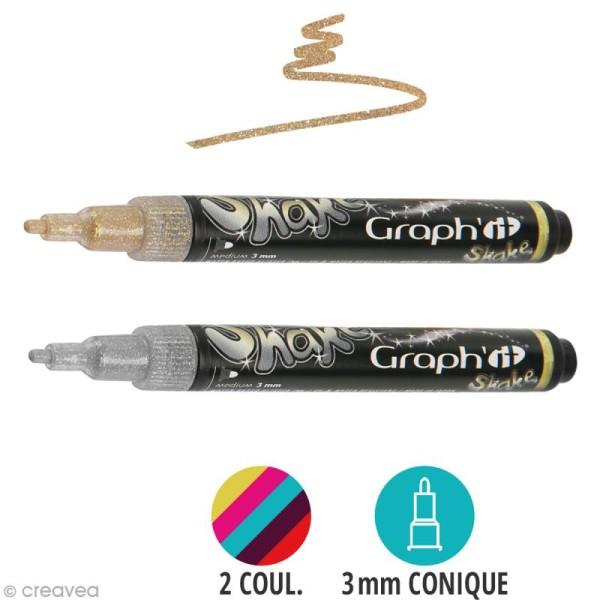 Graph'it shake 3 mm - Photo n°1