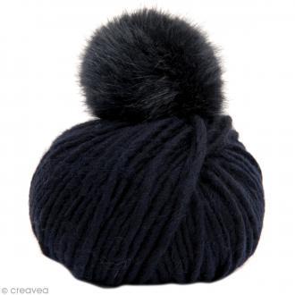 Kit Rico Design - Fashion super chunky - Bonnet jersey - Bleu marine