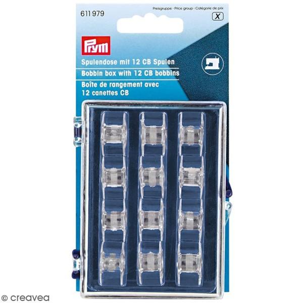 Boîte de rangement pour canettes en plastique - 13 pcs - Photo n°1