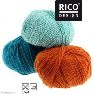 Laine Rico Design - Layette Baby classic dk - 50 gr - 41 coloris