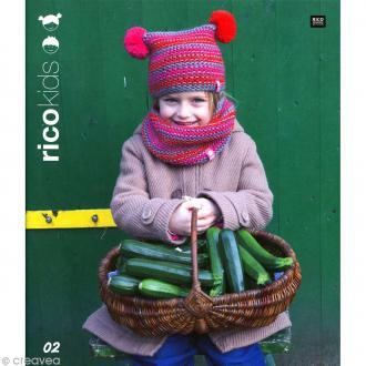 Livre Rico Design - Rico kids n°2