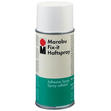 Spray adhésif Fix-it pour pochoirs - Photo n°1