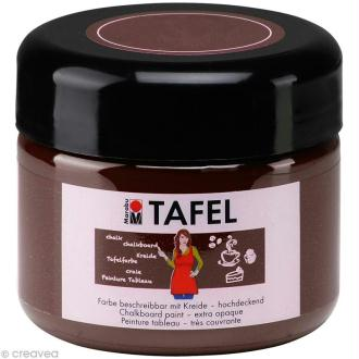 Peinture ardoise Cacao 225 ml