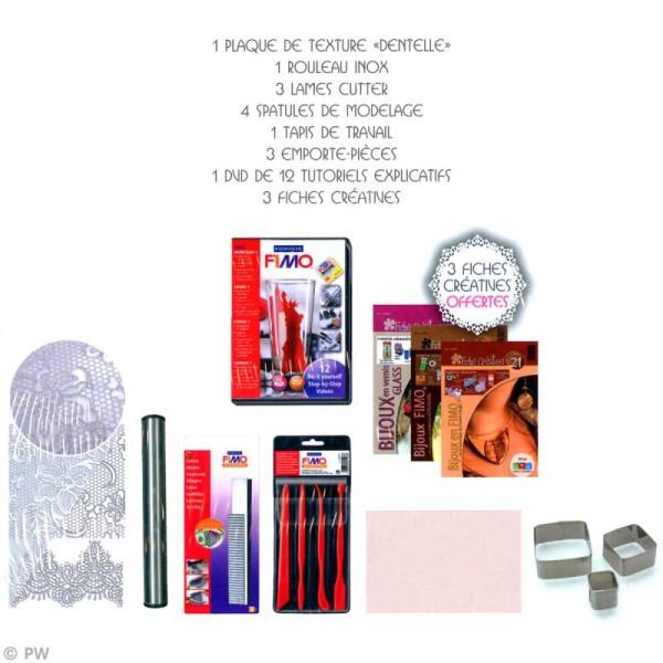 Mallette 14 accessoires de modelage indispensables - Photo n°3