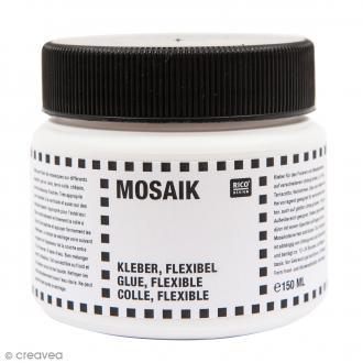 Colle flexible pour mosaïque - 150 ml