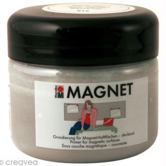 Peinture magnétique 225 ml
