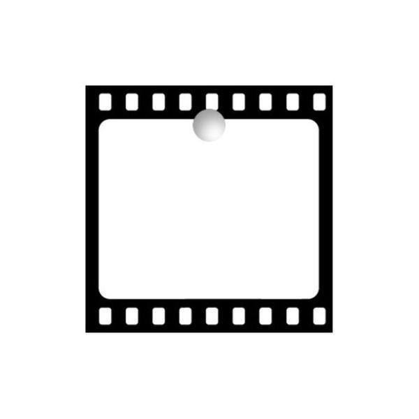 20 Etiquettes porte nom Cinéma - Photo n°1