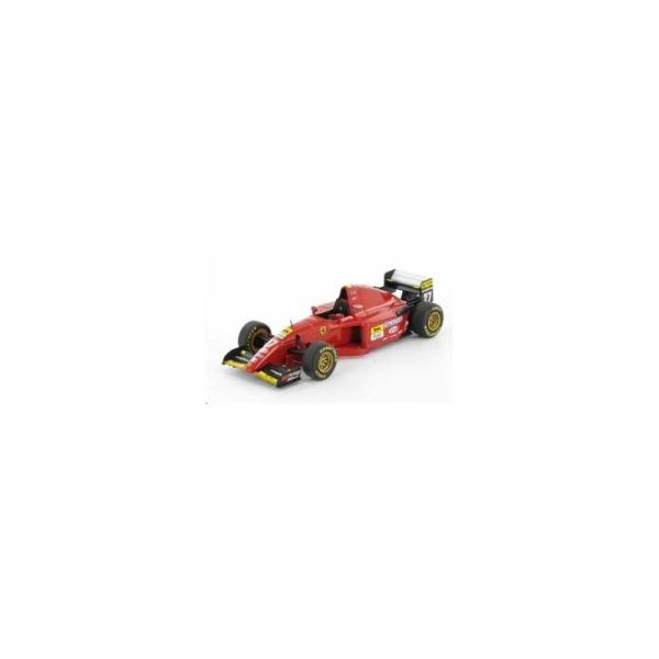 Miniature Ferrari 412 T2 Alesi Canada 1995 - Echelle 1/43 - Hotwheels - Photo n°1