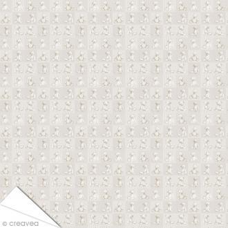 Papier Artepatch Charme - Nounours - 40 x 50 cm