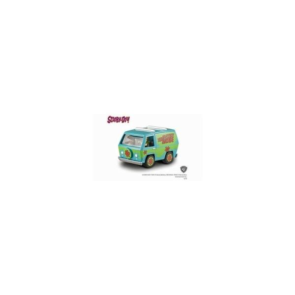 Miniature Mystery Machine - Echelle 1/50 - Hotwheels - Photo n°1