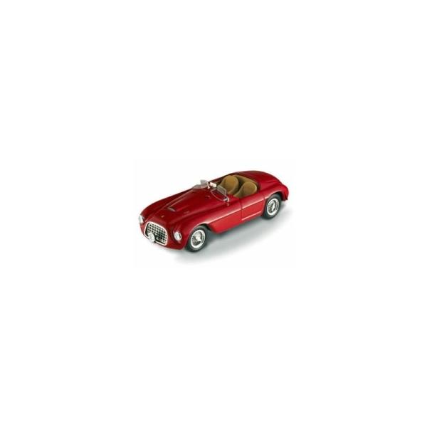 Miniature Ferrari 166 MM rouge - Echelle 1/43 - Hotwheels - Photo n°1
