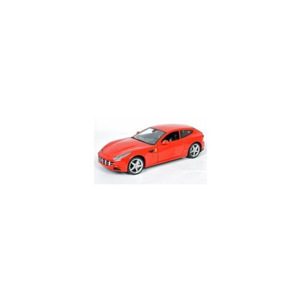 Miniature Ferrari FF rouge - Echelle 1/18 - Hotwheels - Photo n°1