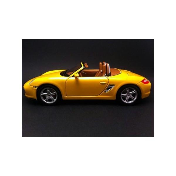 Miniature Porsche Echelle 118 S 987 Boxster Maisto EH92YWIeD