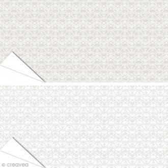 Papier Artepatch Charme - Volutes - 40 x 50 cm
