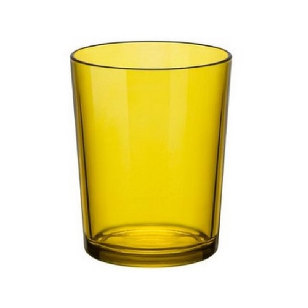15 Verres gobelets jaune 43cl - Photo n°1