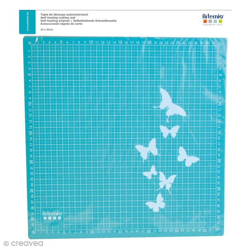 Tapis de découpe autocicatrisant Artemio - 32 x 32 cm - Photo n°1