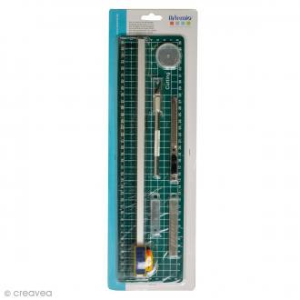 Set d'outils de découpe Artemio - 4 pcs.
