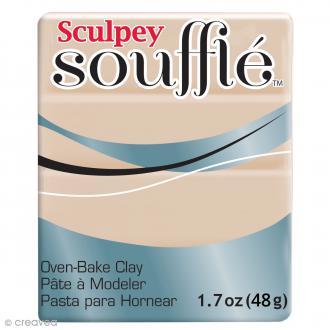 Pâte Sculpey Soufflé - Beige Sandcastle - N° 6093 - 48 g