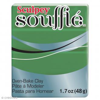Pâte Sculpey Soufflé - Vert Pesto - N° 6360 - 48 g