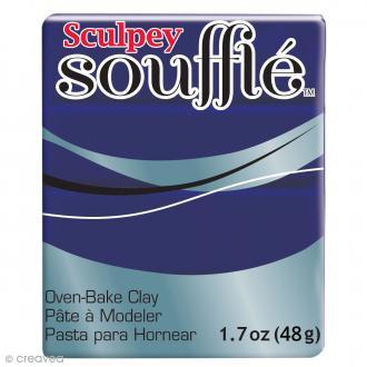 Pâte Sculpey Soufflé - Violet Royalty - N° 6513 - 48 g