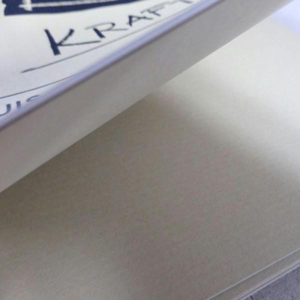 Bloc Canson - Kraft Papiers:60F / 29.7X42 A3 - Photo n°3